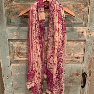 Boho chic scarf/wrap